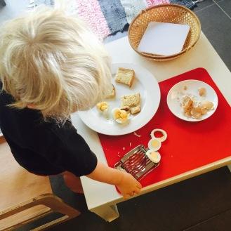 Montessori Toddlerhood (1-3 years)