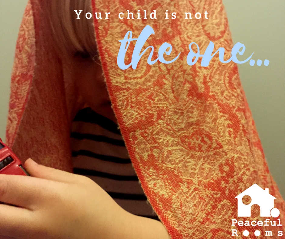 Your Child is Not the One...